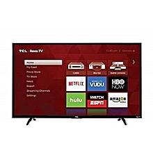 """43P601 - 43"""" -  4K UHD Smart LED TV - Black"""