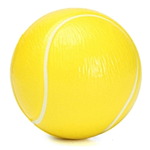 Soft Sponge Foam Stress Relief Press Squeeze Bouncy Ball Kids Educational Toy Tennis Ball