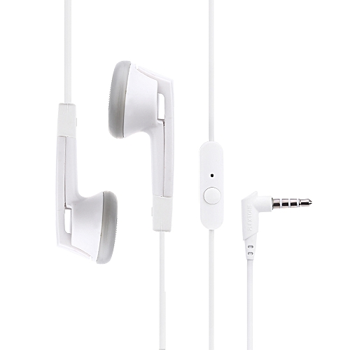 Fashion X42M HiFi Noise Isolating Stereo Dynamic Earphones Headphones With Microphone(WHITE)
