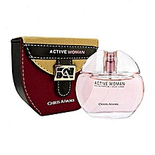 Active Woman perfume And Free Active Man Perfume