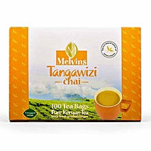 Ginger Tea Bags Untagged  - 100 Sheets