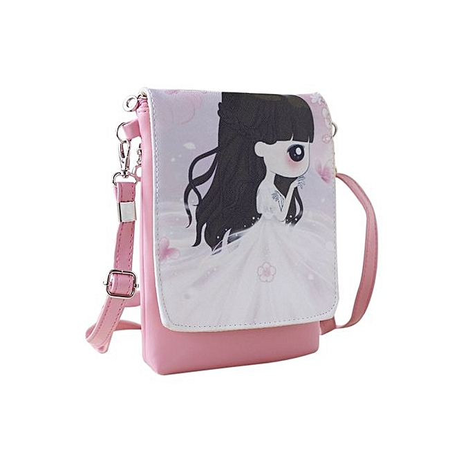 fafee2e46a21 OlivarenShoulder Bags Womens Handbags Cartoon Handbags Kids Girls Mini Crossbody  Bag C best deals on b71f5 ...