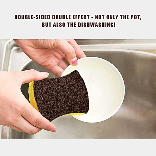 Nano Emery Magic Cleaning Brush Sponge Rub Pot Rust Focal Stains Removing Tool Vacuum Cleaner Parts Home Appliances