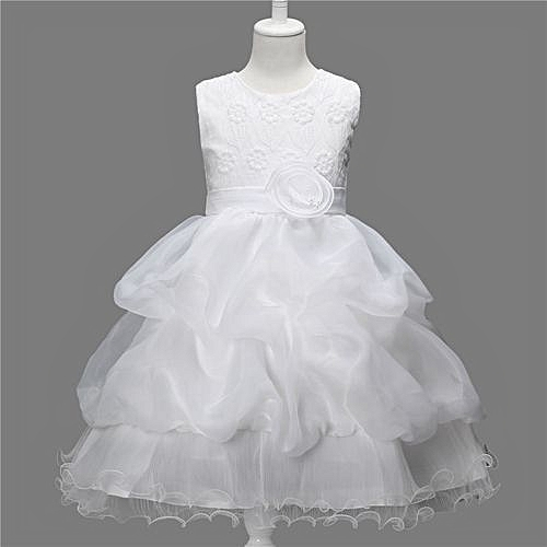 d92148dd5389 Glorystar Refined Korean Style Spring And Summer Child Princess Dress  Flower Girl Rose Flower Wedding Dresses