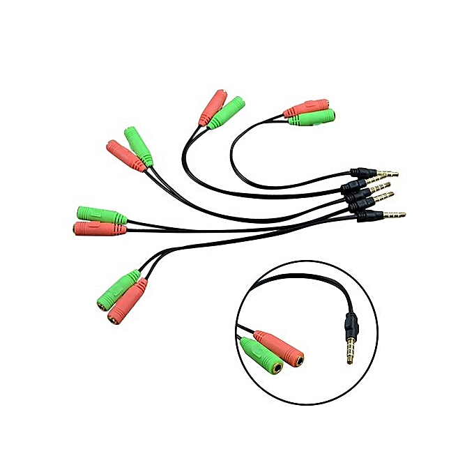 Stereo Headphone Jack Wiring