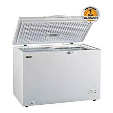 Chest Freezer, 12.8Cu.Ft,  Gross Capacity 340 Litres, Net Capacity 250 Litres SF340W  - White
