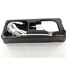 2 Pin Charger for all Smart Phones - White