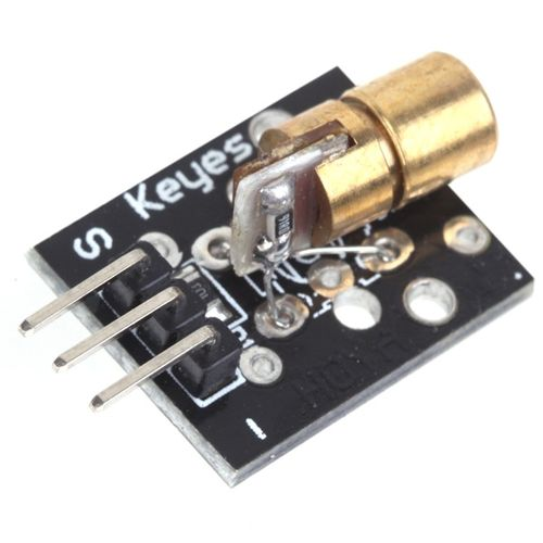 Generic diy nm laser diode sensor module for arduino