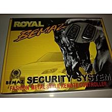 Royal Bemaz Keyless Car Alarm System Immobilizer, Cut Off, Window Raiser, Central Locking