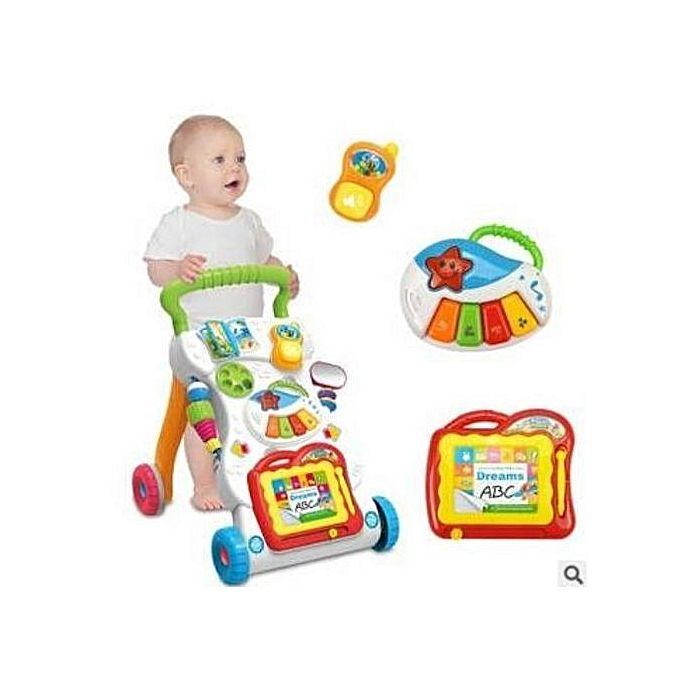 Baby Walker Musical Push And Play Jumia Kenya