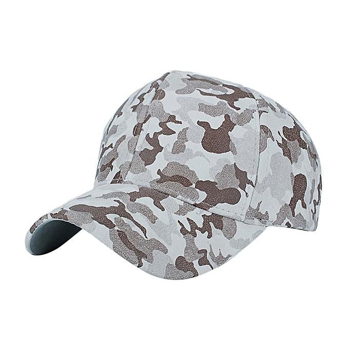 Generic Women Men Camouflage Baseball Cap Snapback Hip Hop Flat Hat ... 6a163fc8569