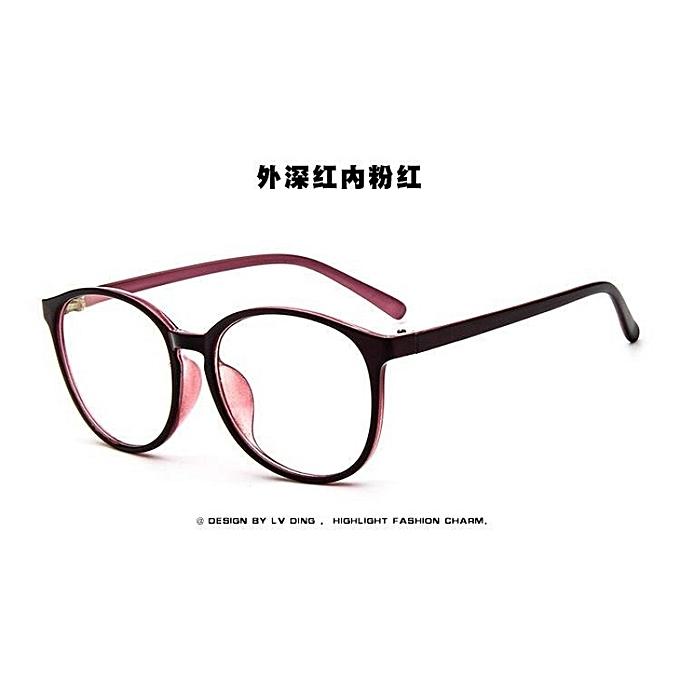 7ca6bbb1f03 ... Hot sale Vintage Women Eyeglass Frame Glasses Retro Spectacles Clear  Lens Eyewear For Women