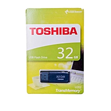 Flash Disk - 32GB - Blue