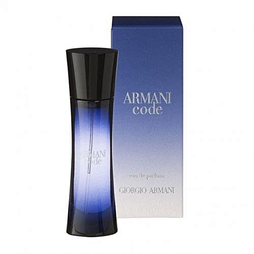 24182e4f4a1 GIORGIO ARMANI Armani Code Women EDP - 75 ml   Best Price