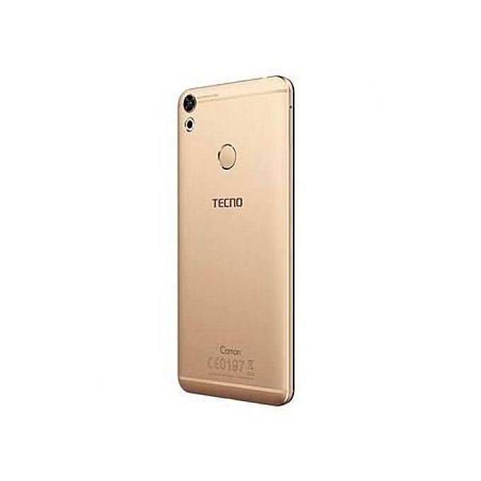 Camon CX, 16GB, (Dual SIM), Gold
