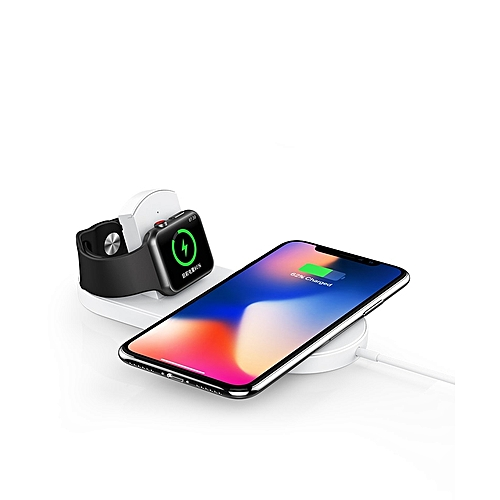huge selection of 04b6e 14013 1 USD OFF!! magnetic wireless Charger For Apple Watch 1 2 3 4 for and for  iphone X XS Fast wireless charger (universial)