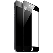 9H 3D Toughened Glass Protective Film For IPhone 6 Plus / 6S Plus 5.5 Inch - Black