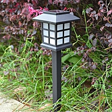 4pcs Outdoor Solar Oriental LED Lawn Path Yard Garden Light Landscape Stake Lamp Mult-Color