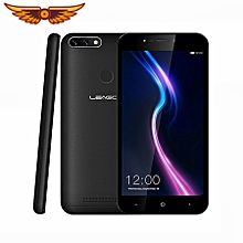 LEAGOO POWER 2 PRO 4000mAh Face ID Fingerprint Smartphone 2GB+16GB Dual Camera Android 8.1 Quad Core 5.2' HD 4G Mobile Phone - Black