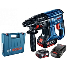 GBH 180-LI Professional Cordless Hammer Drill 18V come with 4AH Battery