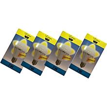 4 Pack LED Bulb - 7W - E27 - Day Light