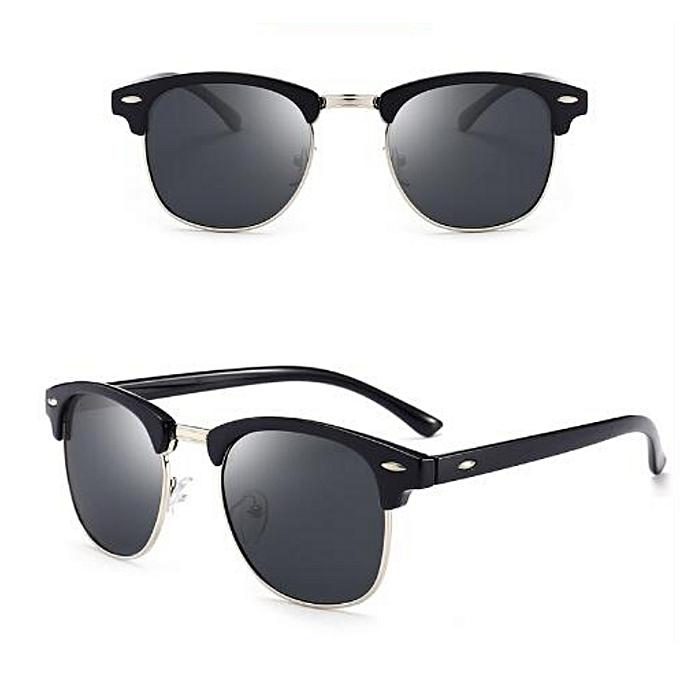 ef63c00c7a5 New style Classic Unisex Polarized Sunglasses Men Women Vintage Outdoor  Square Mirror Sun Glasses UV400 Rays