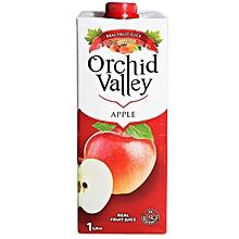 Apple Juice Tetra Pack 1l