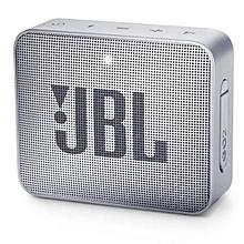 Go 2 Gray Portable Speaker