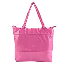 Ladies  Tote Bag-  Pink