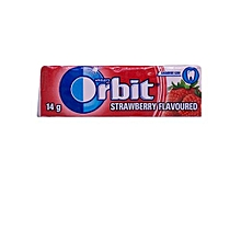 Orbit Srawberry Gum- 14g
