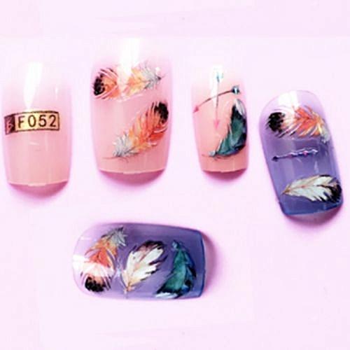 Buy Beauty Fancyqube Nail Art Stickers Dream Catcher Water Transfer