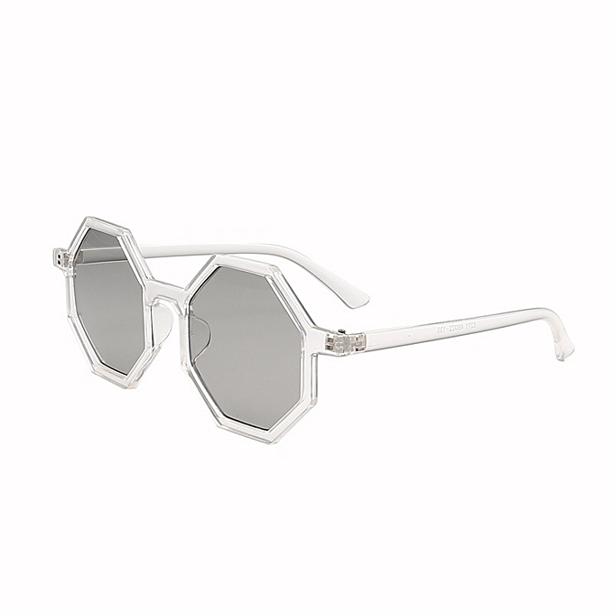 abf7674668 New Fashion sunglasses men and women models Europe and the United States  trend cat eyes polygon