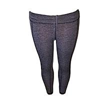 Gym Training tights - ladies - grey