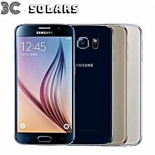Galaxy S6 G920V/S6 Edge G925F  5.1 Inch 3GB+32GB Octa Core LTE NFC Mobile Phone - White