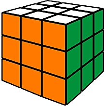 Magic Rubic Cube - Small Size