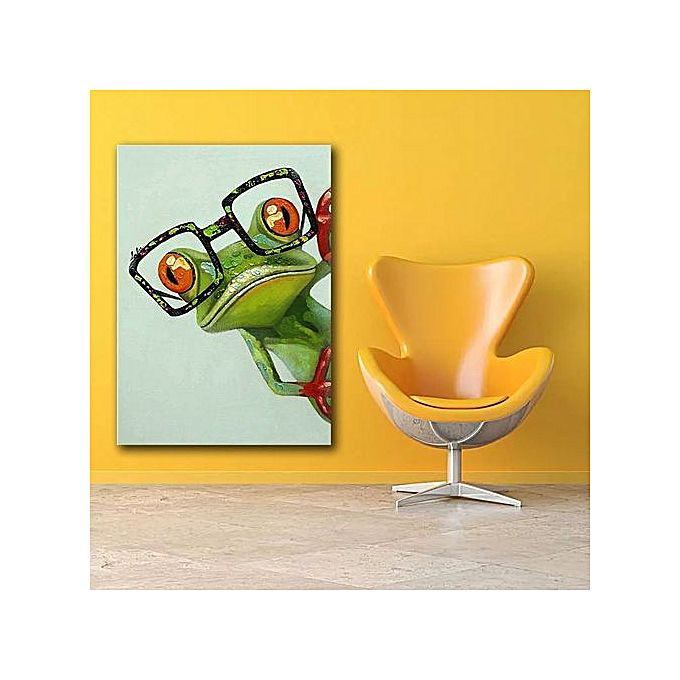 Awesome Glowing Garden Frogs Wall Decor Set Of 2 Festooning - Wall ...