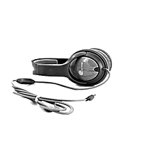 Sonic Sound Extreme Bass Wired Control Headphones