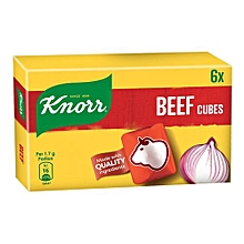 Beef Soft Cube Seasoning - 6's