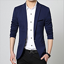 New Suit Men's Slim Suit Men's Edition Youth Large Size Jackets Business Trend Men's Clothing
