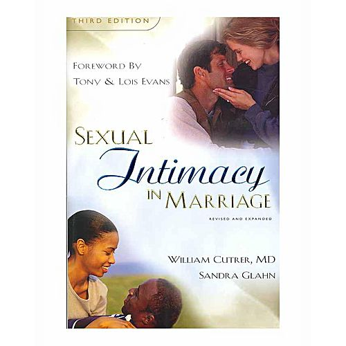 Sexual Intimacy In Marriage Book