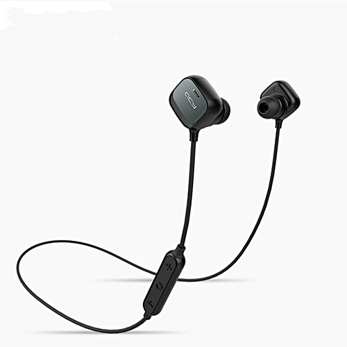 QCY QY12 Sport Magnetic Adsorption Stereo Wireless Bluetooth 4.1 Headphone Earphone   DUXDD