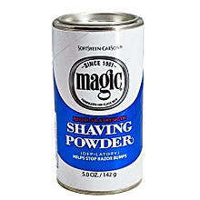 Magic Regular Strength Shaving Powder -142g