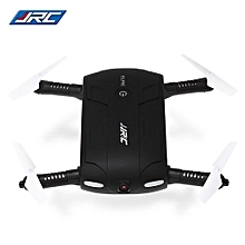H37 ELFIE Foldable Mini RC Selfie Quadcopter WiFi FPV / 480P HD / G-sensor / Headless Mode - Black