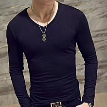 Hequeen High Quality Popular Selling Four Season Student Male Boy Solid Color Outdoor Sports Style Leisure Casual Design Long Sleeve Collarless Sports Jeysey Summer Tops Fashion Blouse