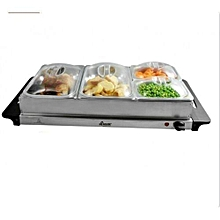 BUFFET SERVING SET-HE-7725-BF-PBL-Stainless