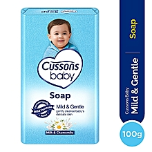 Baby M&G Soap 100g