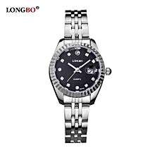 Luxury Gift Lovers Watches Waterproof Stainless Steel Quartz