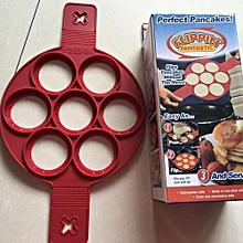 1PC New Silicone Non Stick Pancake Mold