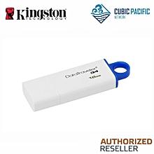 KINGSTON DTIG4 USB 3.0 16GB USB Flash Drive/Pendrive/Thumb Drive/ Pen Drive (DTIG4/16GBFR) (White) LJMALL