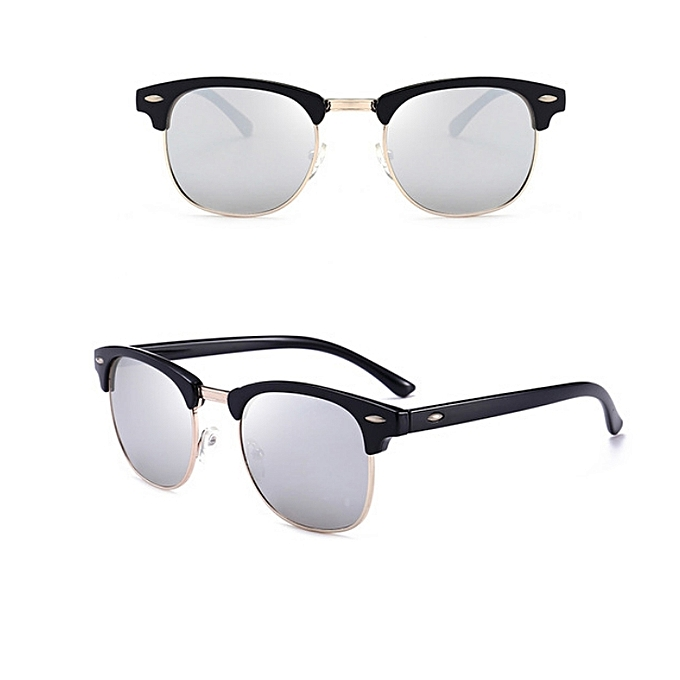 705b114149 Hot sale Classic Unisex Polarized Sunglasses Men Women Vintage Outdoor  Square Mirror Sun Glasses UV400 Rays